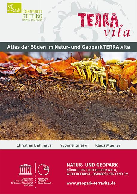 Cover-Bild Atlas der Böden im Natur- und Geopark TERRA.vita