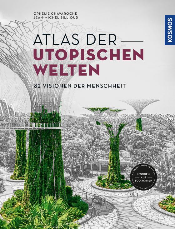 Cover-Bild Atlas der utopischen Welten