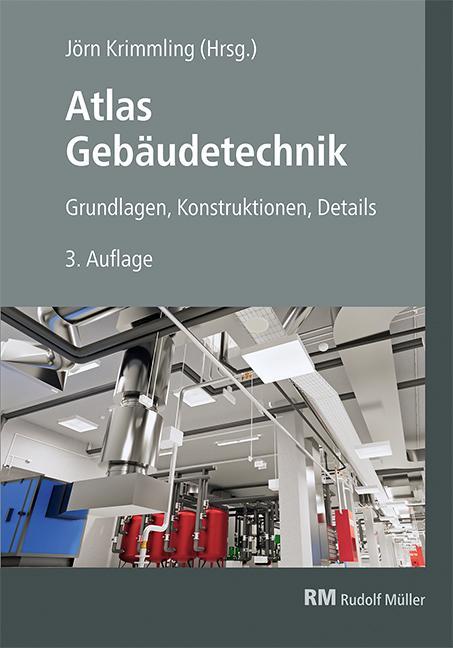 Cover-Bild Atlas Gebäudetechnik