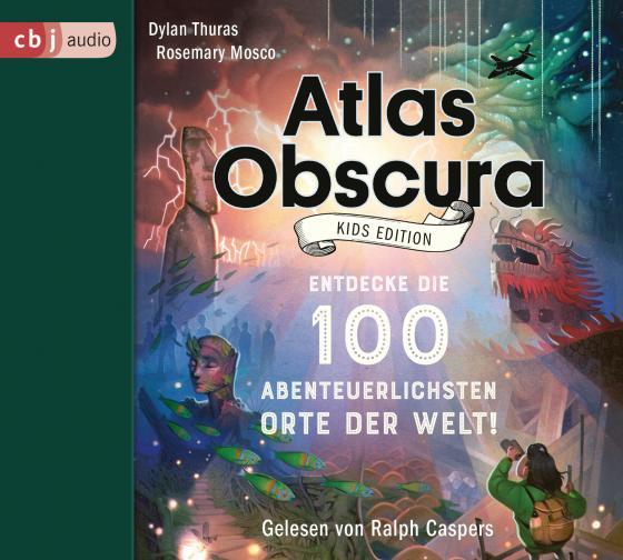 Cover-Bild Atlas Obscura Kids Edition