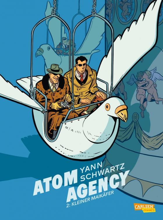 Cover-Bild Atom Agency 2: Kleiner Maikäfer