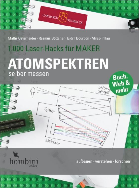 Cover-Bild Atomspektren selber messen