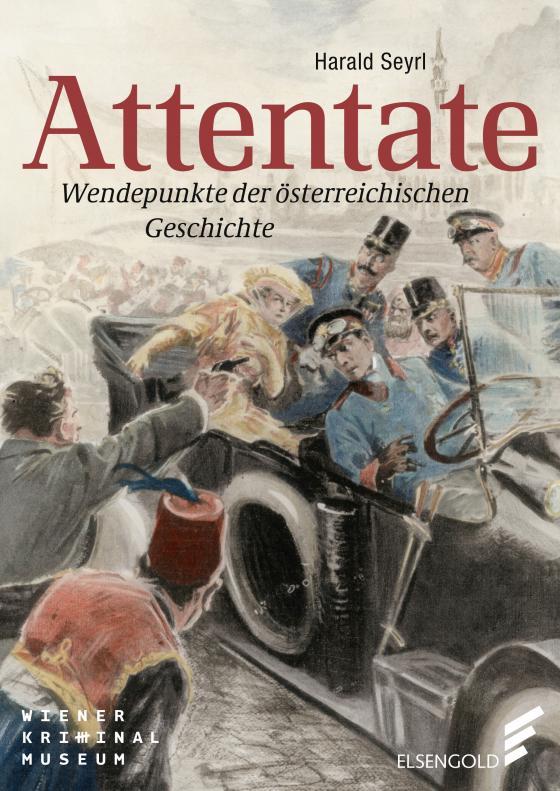 Cover-Bild Attentate