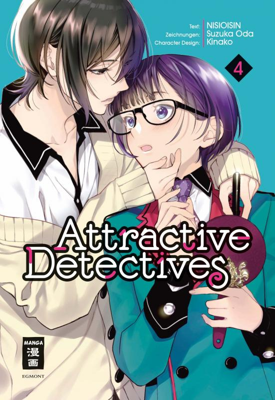 Cover-Bild Attractive Detectives 04