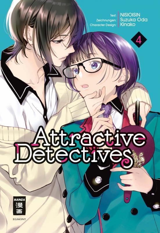Cover-Bild Attractive Detectives 04