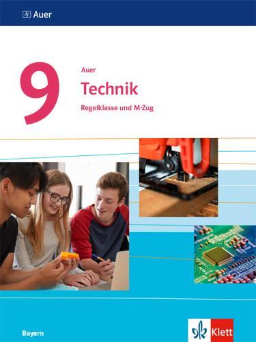 Cover-Bild Auer Technik 9. Ausgabe Bayern