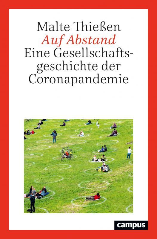Cover-Bild Auf Abstand