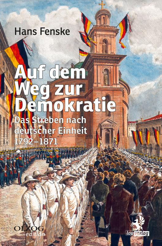 Cover-Bild Auf dem Weg zur Demokratie