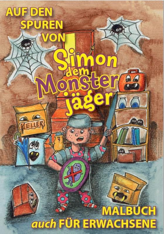 Cover-Bild Auf den Spuren von Simon dem Monsterjäger
