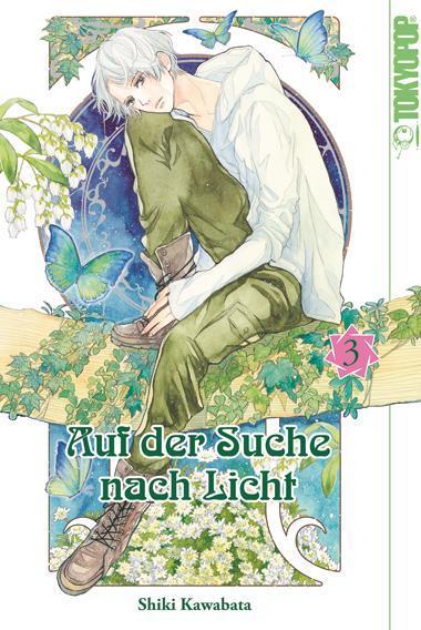 Cover-Bild Auf der Suche nach Licht 03