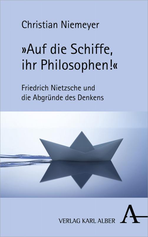 """Cover-Bild """"Auf die Schiffe, ihr Philosophen!"""""""