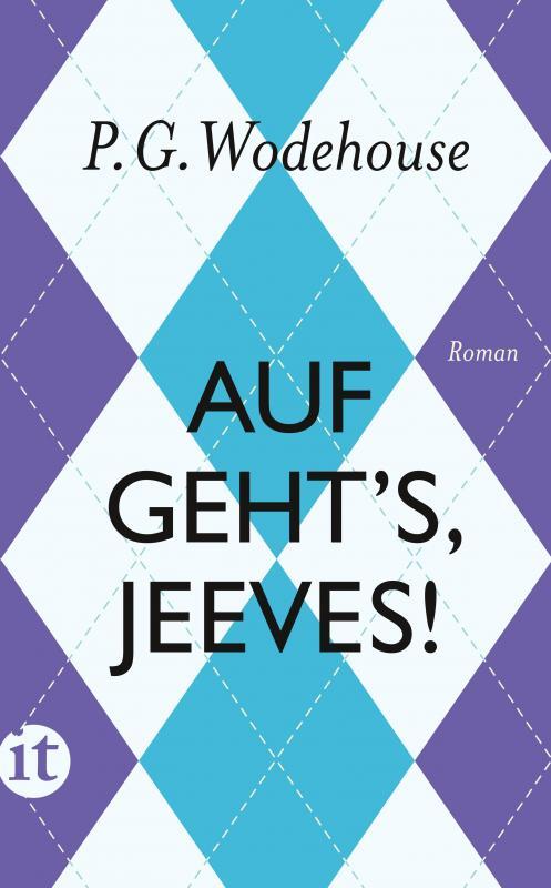 Cover-Bild Auf geht's, Jeeves!