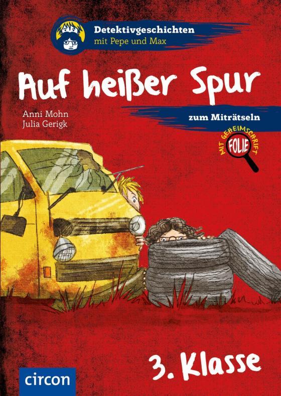 Cover-Bild Auf heißer Spur