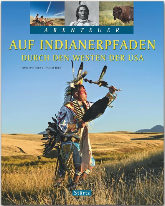 Cover-Bild Auf Indianerpfaden durch den Westen der USA