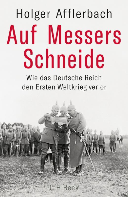 Cover-Bild Auf Messers Schneide