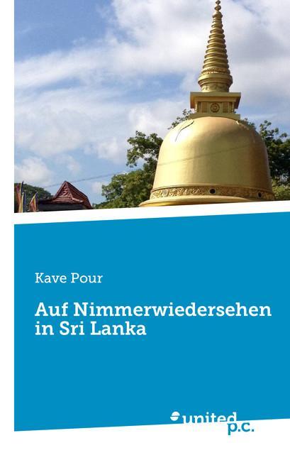 Cover-Bild Auf Nimmerwiedersehen in Sri Lanka