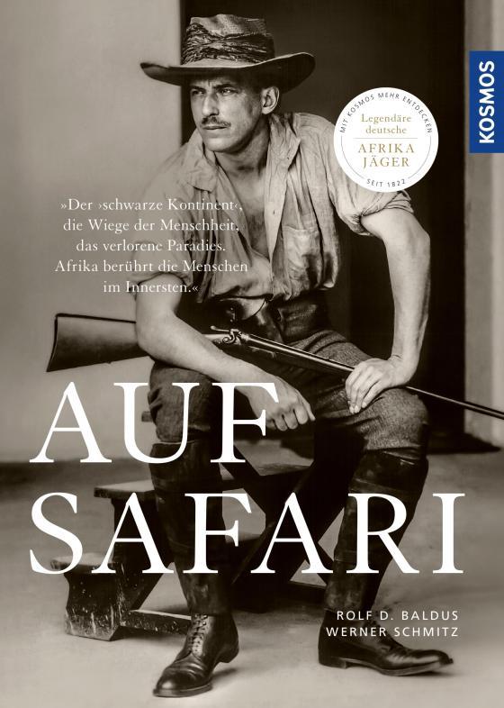 Cover-Bild Auf Safari