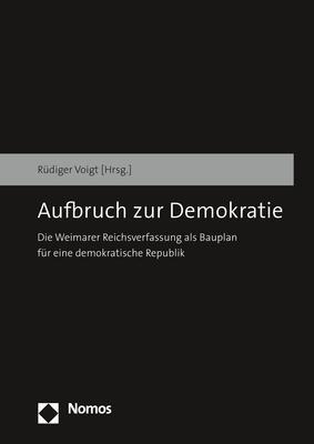 Cover-Bild Aufbruch zur Demokratie