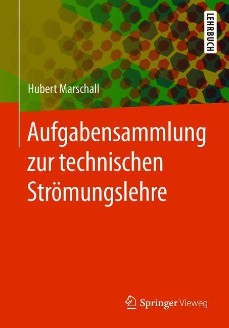 Cover-Bild Aufgabensammlung zur technischen Strömungslehre