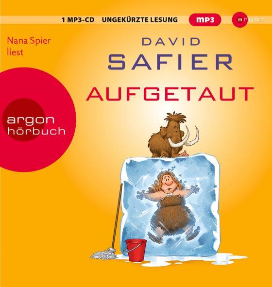Cover-Bild Aufgetaut