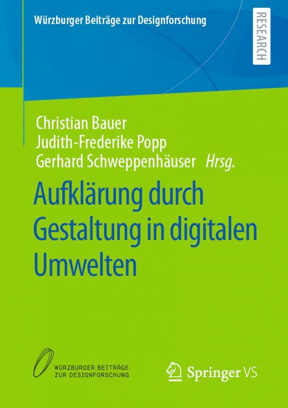 Cover-Bild Aufklärung durch Gestaltung in digitalen Umwelten