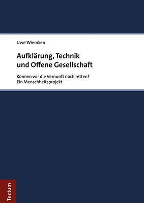 Cover-Bild Aufklärung, Technik und Offene Gesellschaft