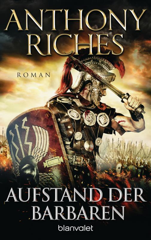 Cover-Bild Aufstand der Barbaren