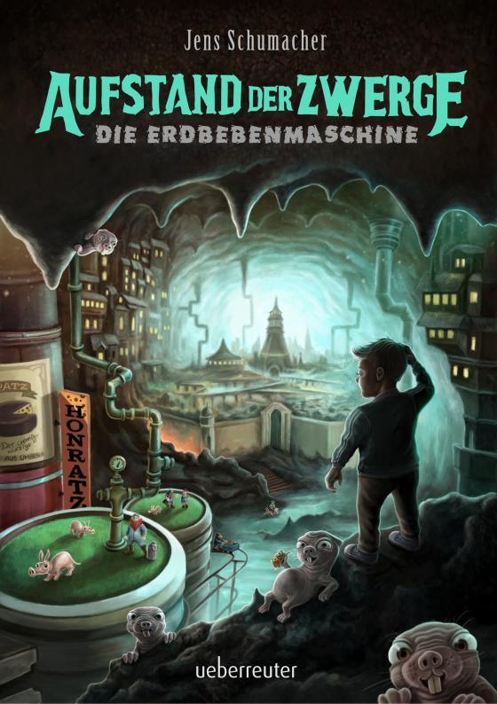 Cover-Bild Aufstand der Zwerge