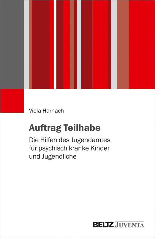 Cover-Bild Auftrag Teilhabe