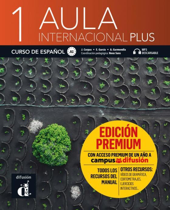 Cover-Bild Aula internacional Plus 1 (A1)
