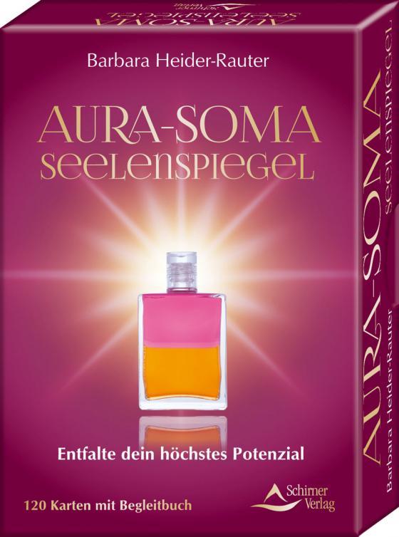 Cover-Bild Aura-Soma-Seelenspiegel- Entfalte dein höchstes Potenzial