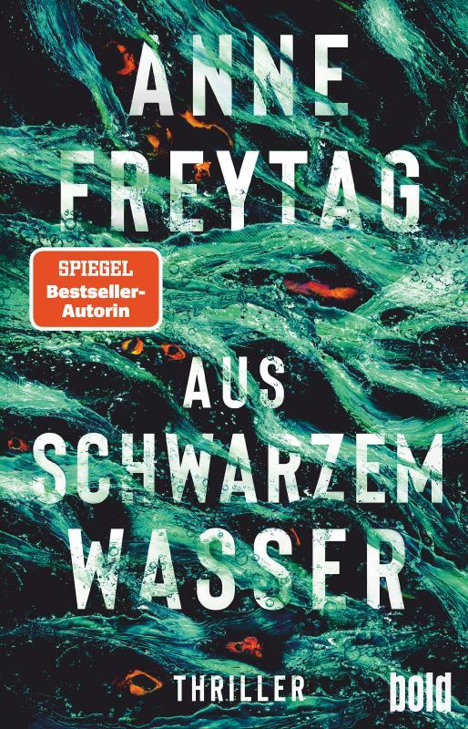 Cover-Bild Aus schwarzem Wasser
