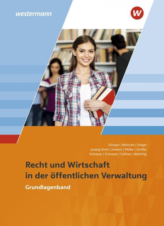 Cover-Bild Ausbildung in der öffentlichen Verwaltung