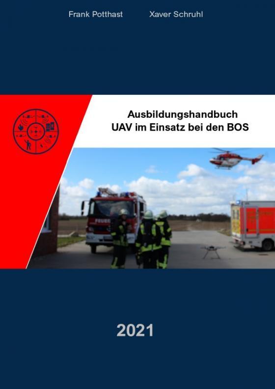 Cover-Bild Ausbildungshandbuch UAV
