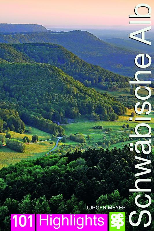 Cover-Bild Ausflugsziele Schwäbische Alb