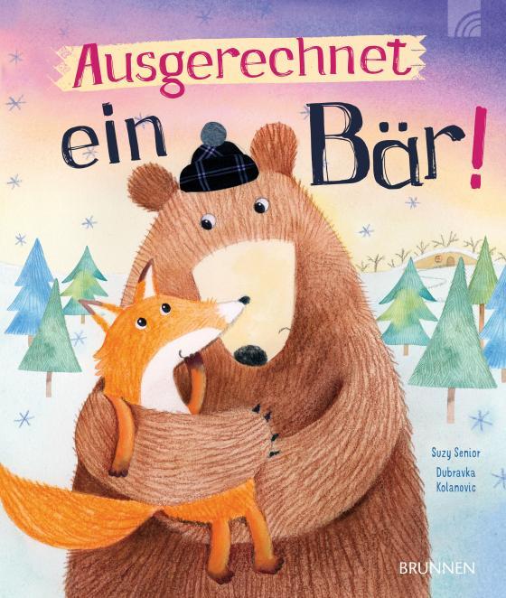 Cover-Bild Ausgerechnet ein Bär!