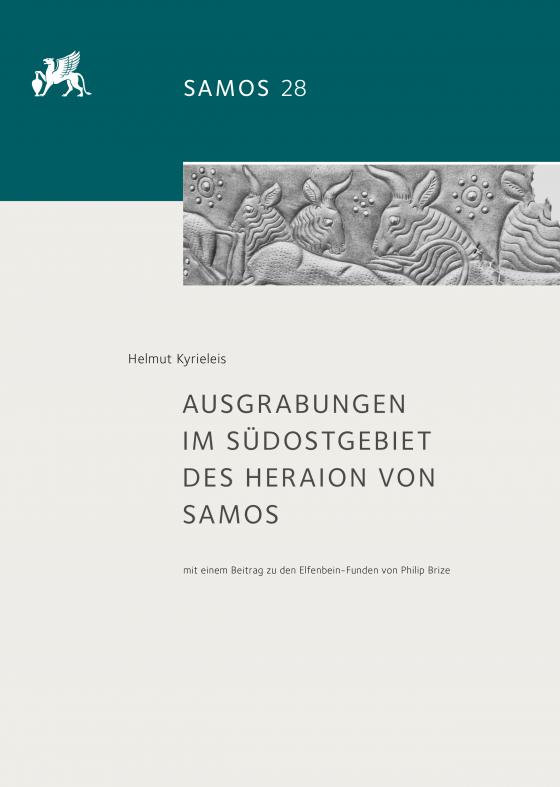 Cover-Bild Ausgrabungen im Südostgebiet des Heraion von Samos