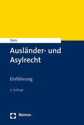 Cover-Bild Ausländer- und Asylrecht
