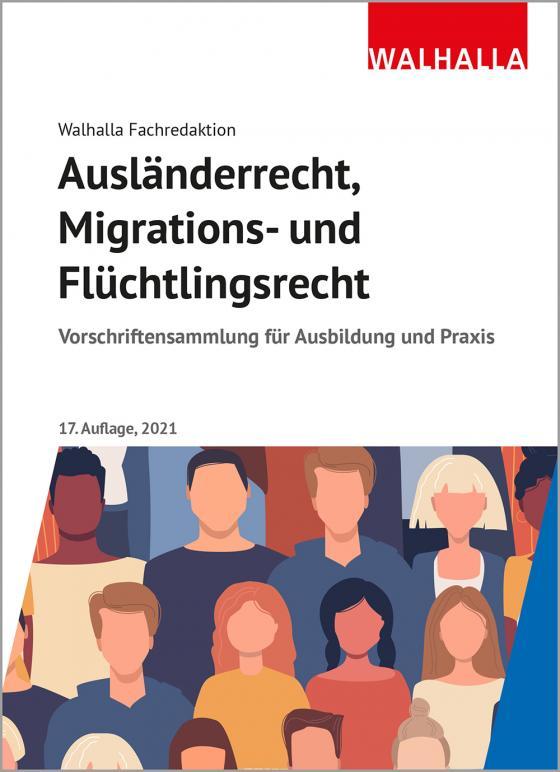 Cover-Bild Ausländerrecht, Migrations- und Flüchtlingsrecht