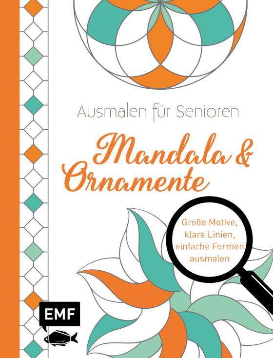 Cover-Bild Ausmalen für Senioren – Mandala & Ornamente