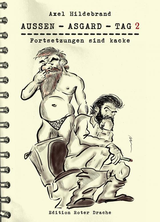 Cover-Bild Aussen – Asgard – Tag 2