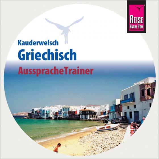 Cover-Bild AusspracheTrainer Griechisch (Audio-CD)