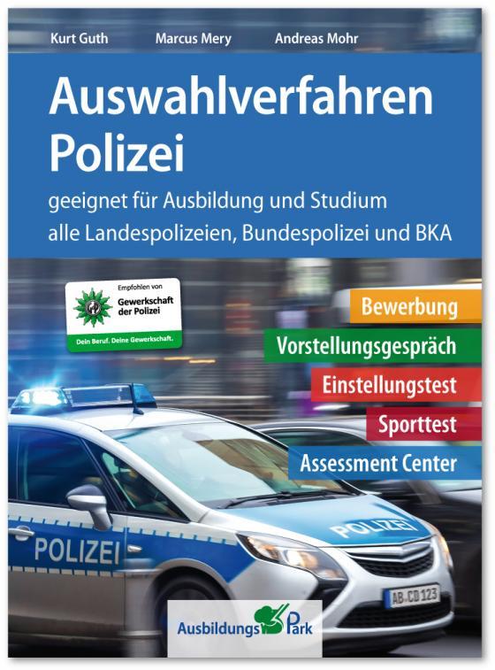 Cover-Bild Auswahlverfahren Polizei
