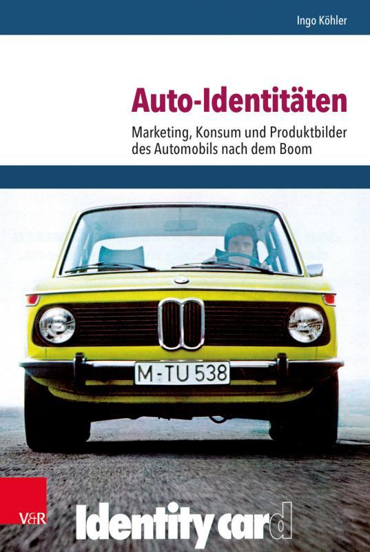 Cover-Bild Auto-Identitäten
