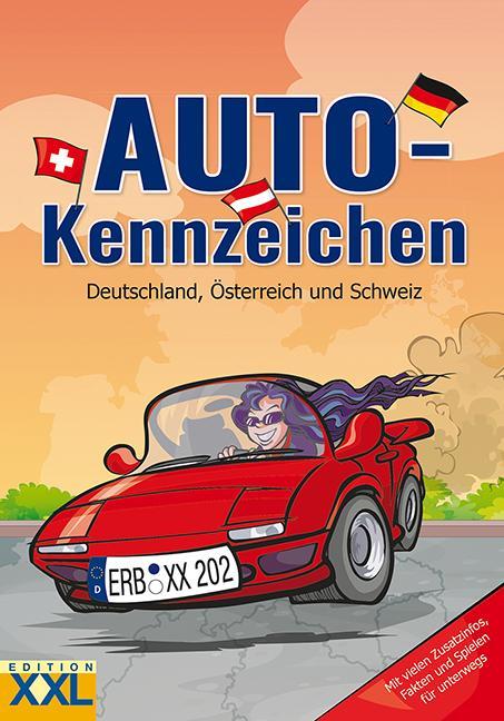 Cover-Bild Auto-Kennzeichen