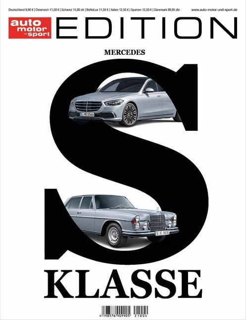 Cover-Bild auto motor und sport Edition - Mercedes S-Klasse