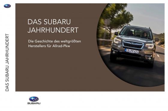 Cover-Bild autodrom - Das Subaru Jahrhundert