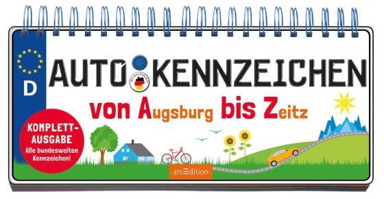 Cover-Bild Autokennzeichen