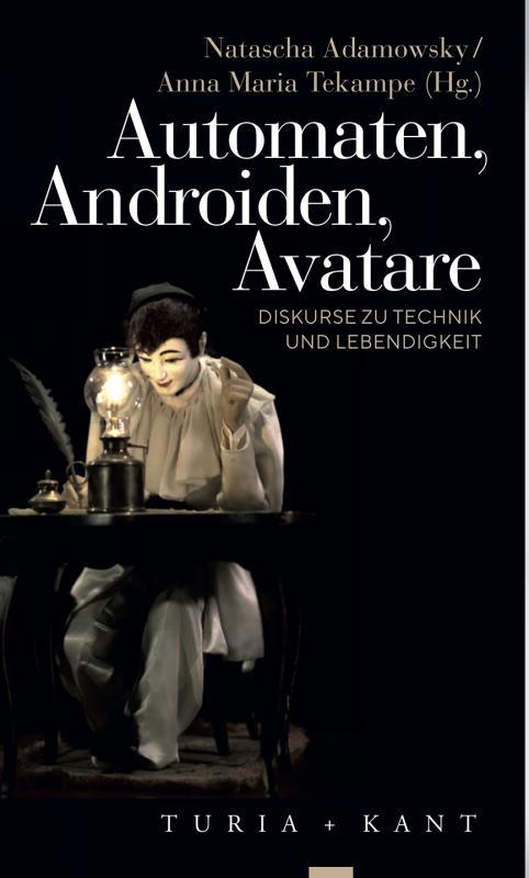 Cover-Bild Automaten, Androiden, Avatare