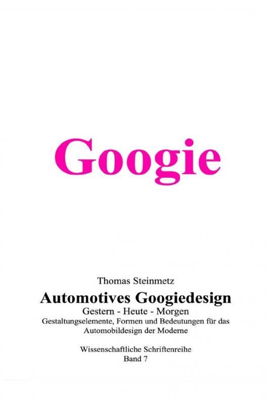 Cover-Bild Automobildesign / Design